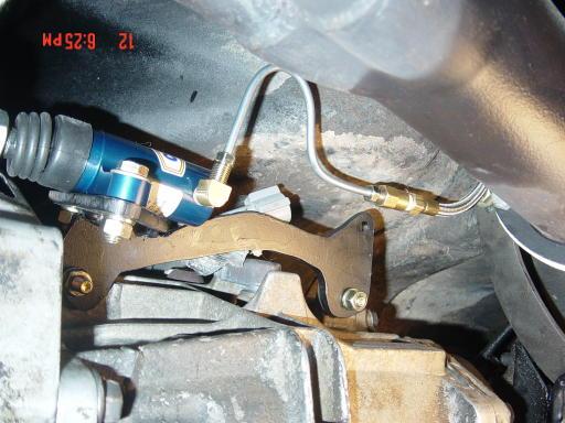 Create A Custom Hydraulic Clutch System For T