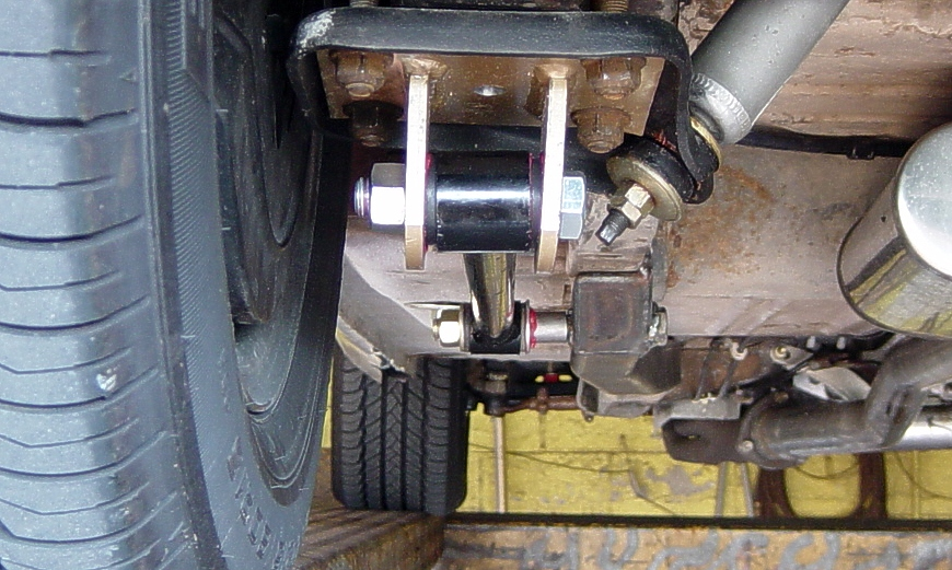 Supporting Car While Installing Sub Frame Connectors