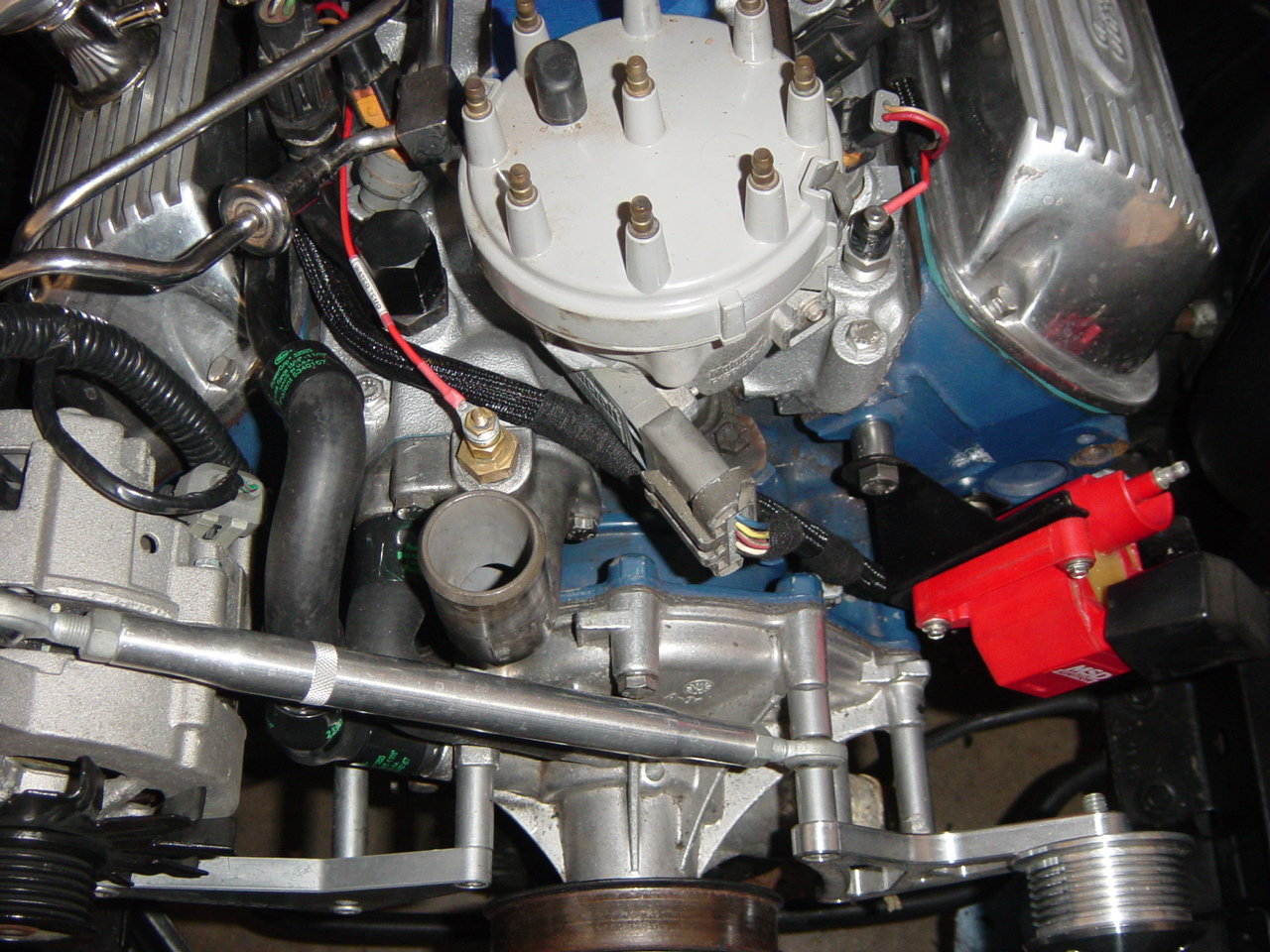 Best Locations For Coolant Temp Sensors Vintage Mustang